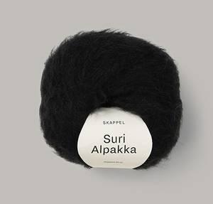Bilde av Suri Alpakka 117 Sort