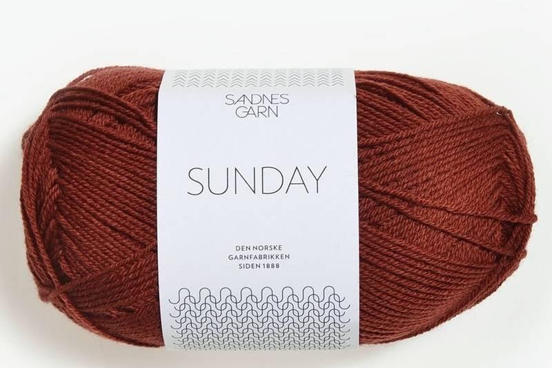 Sunday 3554 Rust
