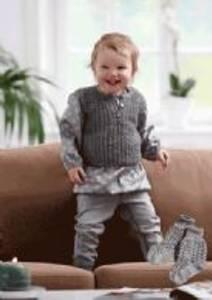 Bilde av Baby Sock 895004