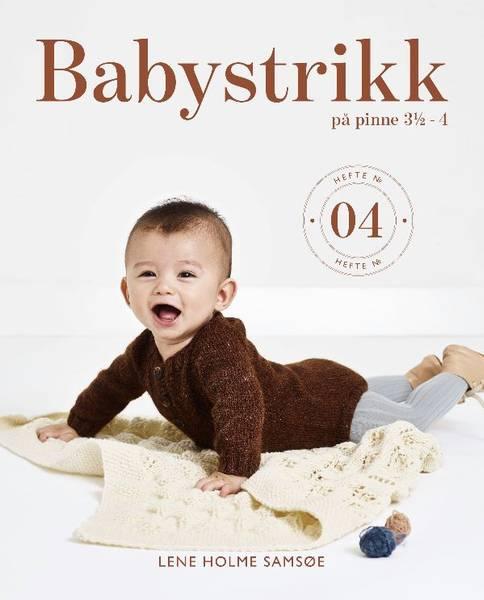 Babystrikk på pinne 3,5 - 4 av Lene Holme Samsøe nummer 04