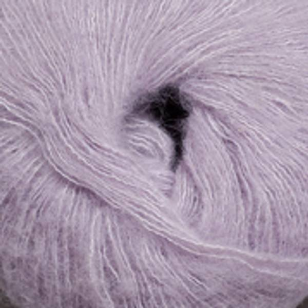 Alpaca Silk 5769 Lys lilla
