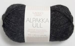 Bilde av Alpakka Ull 1088