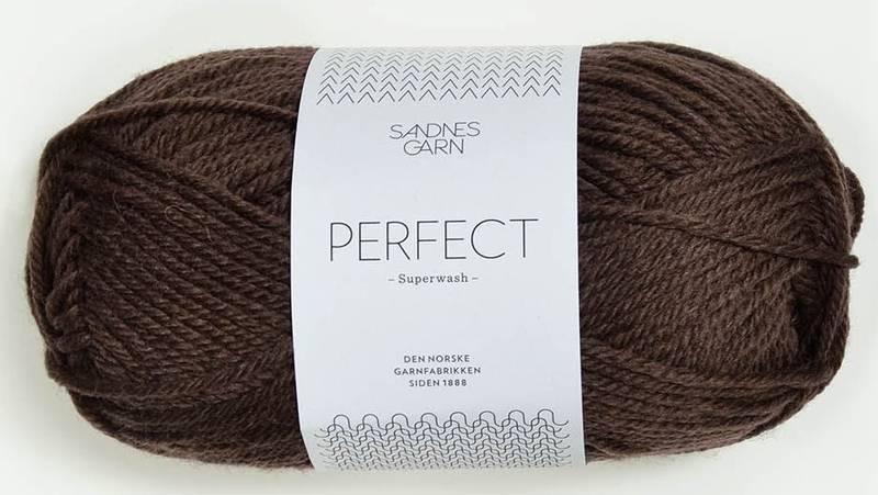 Perfect 2571 Mørk brun